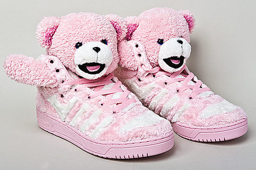 Jeremy Scott Adidas Teddy Bear Sneakers