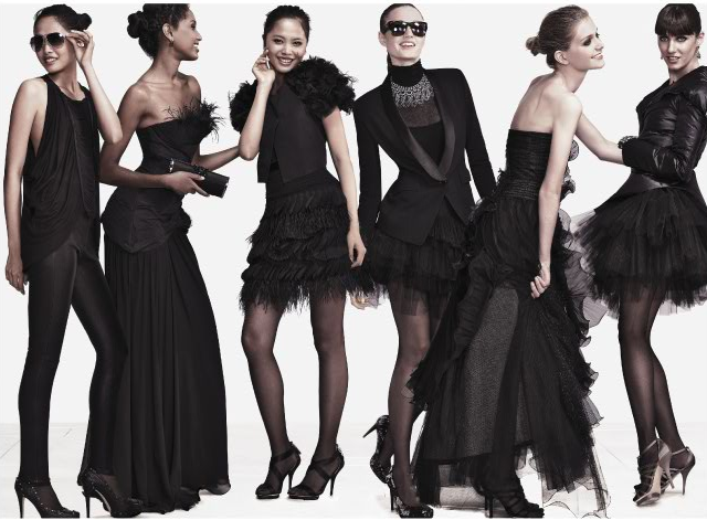 BCBGMaxAzria Holiday 2010 Catalog