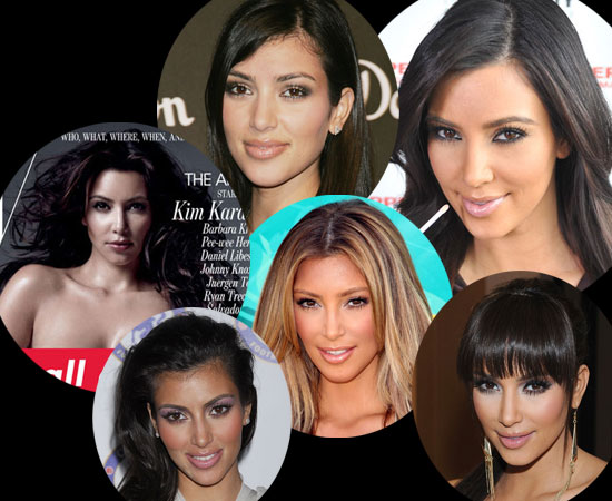 It's Kim Kardashian's 30th Birthday, We Look at her Hair and Makeup Throughout the Years