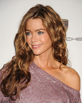 Denise Richards Gets Her Own Haircare Line With Cristophe