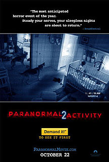 Will You See Paranormal Activity 2 This Weekend?