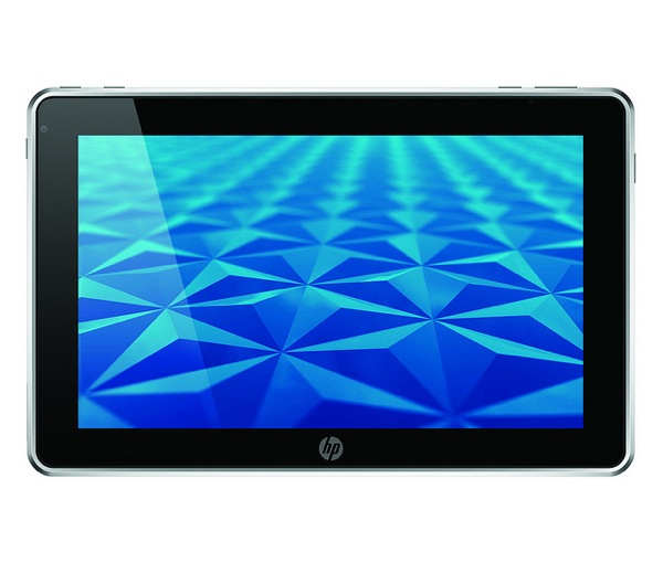 Photos of the HP Slate 500