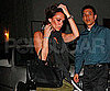 Slide Picture of Victoria Beckham Leaving Dinner in LA