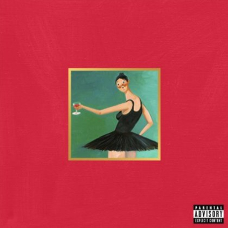 Kanye West's My Beautiful Dark Twisted Fantasy
