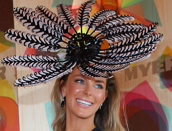 Look to Last Year's Derby Day For Hair and Makeup Inspiration