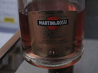 Wine Review: Martini & Rossi Sparkling Rosé