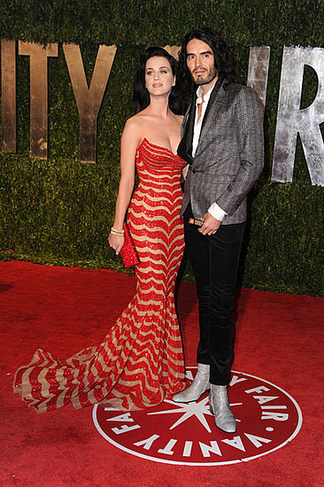 Power Couple: Katy Perry &amp; Russell Brand 