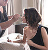 Pictures of Megan Fox Shooting Giorgio Armani Beauty Ad