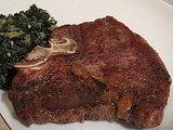 Photo Gallery: Basic Aged Porterhouse Steak