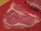 Photo Gallery: Basic Aged Porterhouse Steak