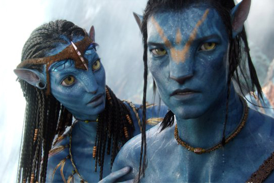 Neytiri and Jake, <b>Avatar</b>