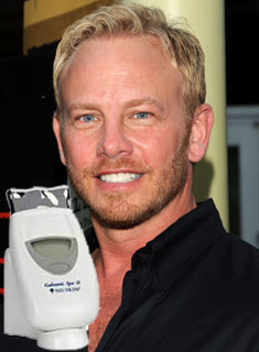 90210's Ian Ziering Sells Nu Skin in New Jersey
