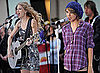 Taylor Swift Performing on the Today Show in NYC and Promoting Her New Album Speak Now