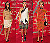 Kate Bosworth, Leighton Meester, Jennifer Connelly and Olivia Palermo at the Night of Stars gala in New York City