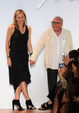 Max Azria's wife and designer Lubov's looks never let me down.