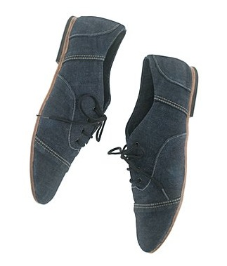 Speaking of oxfords, these Osborn Denim Oxfords ($70, originally $98) are a fresh take.