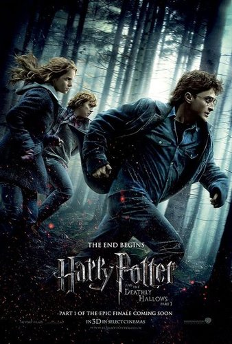 Watch Brand New Harry Potter and the Deathly Hallows Video Celebrating a Decade of Harry Potter