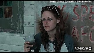 Video of Kristen Stewart in New York For Welcome to the Rileys 2010-10-28 20:35:45