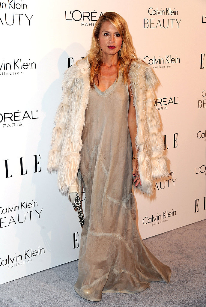 October 2010: ELLE's 17th Annual Women In Hollywood Tribute