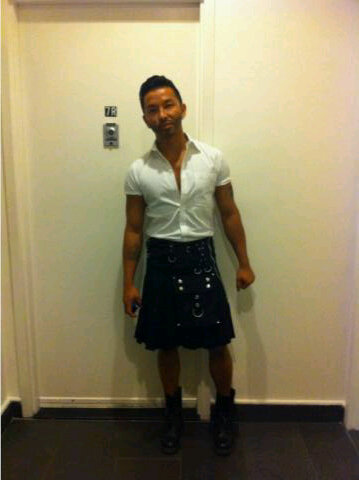 Prabal Gurung as Marc Jacobs