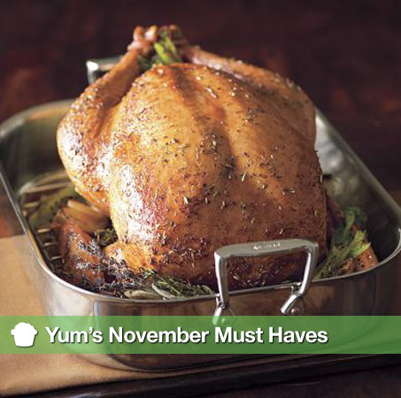 Yum's November Must Haves