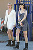 Pictures of Kate Bosworth and Krysten Ritter on the Set of BFF and Baby in Los Angeles