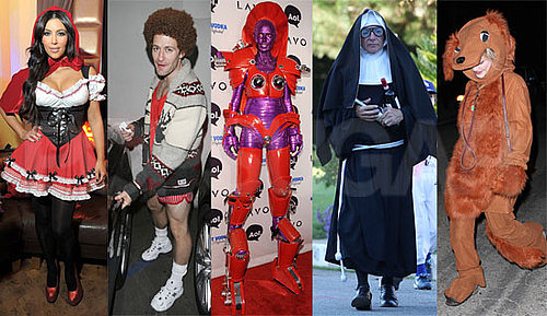 PopSugar Poll: Who Do You Think Was Best Dressed on Halloween?