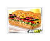Subway's Turkey Sandwich