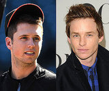 Buster Posey Played by Eddie Redmayne