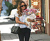 Slide Picture of Lauren Conrad Walking in LA
