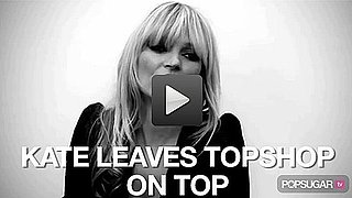 Video of Kate Moss For Topshop