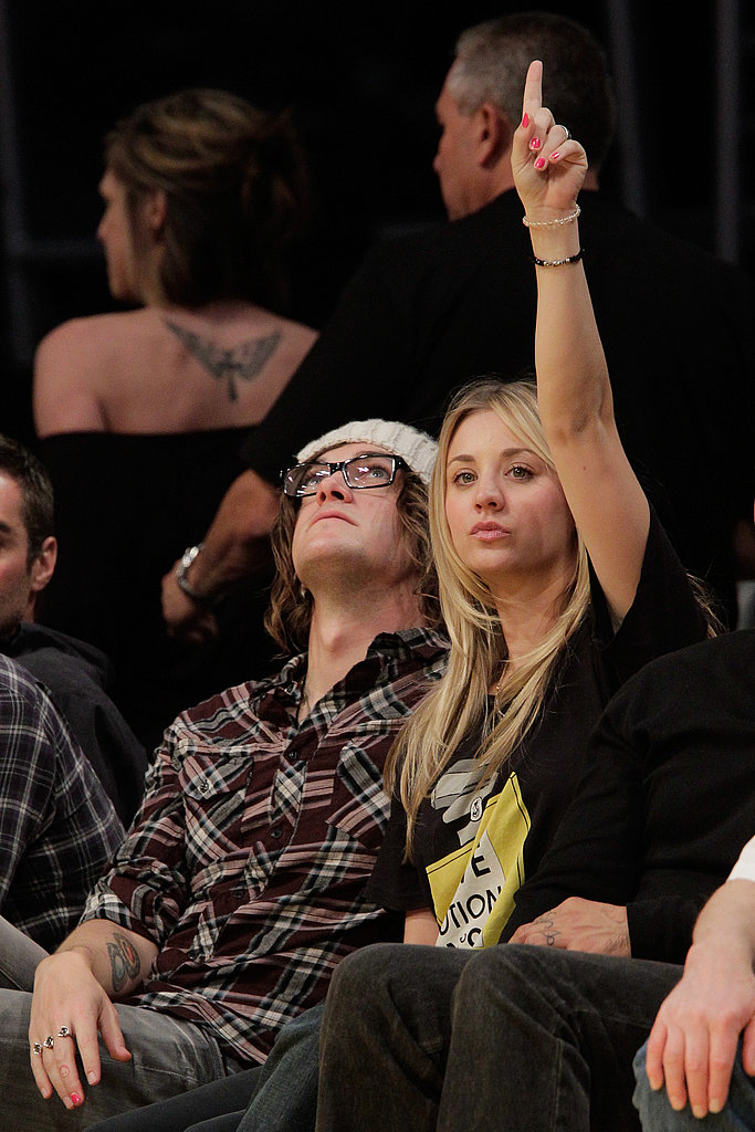 Pictures of Laker Game