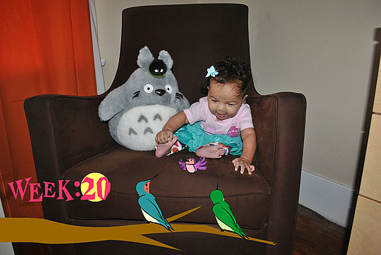Olivia Lily 20 Weeks Old!!