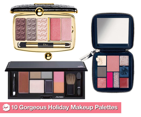 10 Gorgeous Holiday Palettes For Gifting