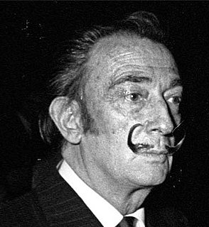 Salvador Dali Has the Most Famous Mustache 2010-11-04 13:00:00