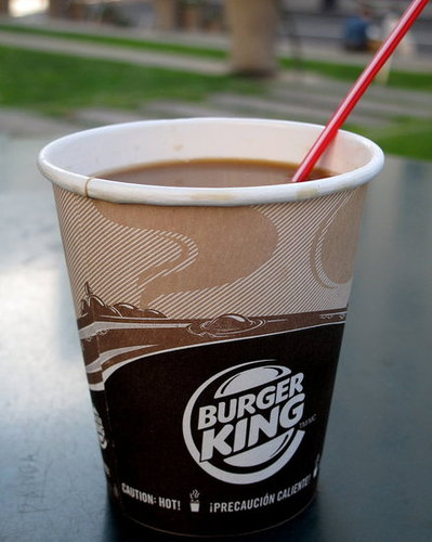 Burger King Starts Free-Coffee Fridays; How Good Is Its Coffee?