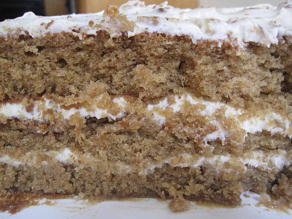 Buttermilk Spice Cake Recipe 2010-11-04 14:12:30