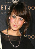 September 2007: Moet and Chandon 'Mirage' Evening at London Fashion Week