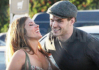 Pictures of Newly Single Breaking Dawn Star Kellan Lutz in LA With a Girl