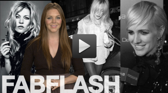 Watch FabSugarTV's latest Fab Flash!