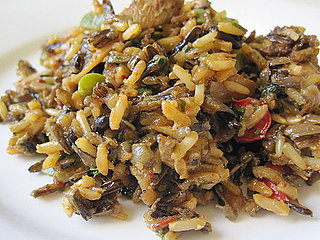 Wild Rice and Mushroom Dressing Recipe