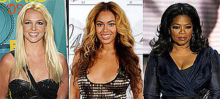 Britney Spears, Beyonce Knowles and Oprah Winfrey are Top Earning Women in Entertainment