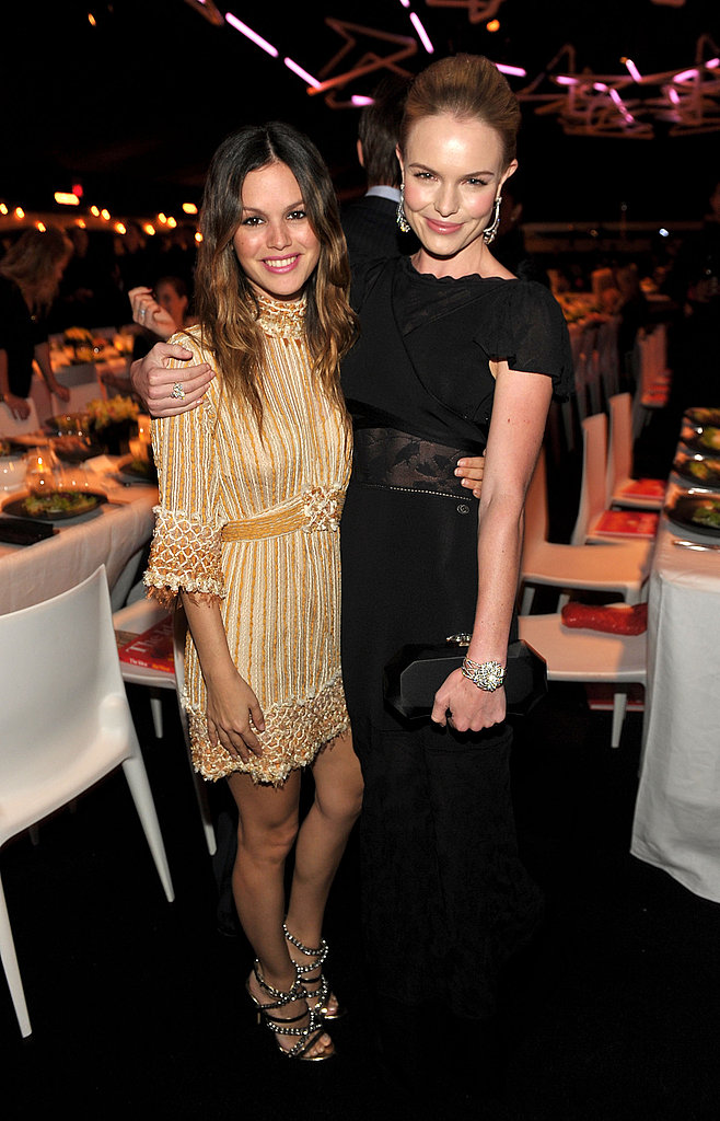 "Fashion's Elite at MOCA's Annual Gala ""The Artist's Museum Happenings"" including Rachel Bilson, Kate Bosworth and Rachel Zoe"