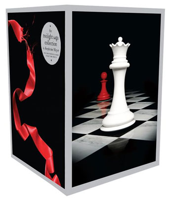 The Twilight Saga Hardcover Collection ($53)