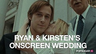 Video of Ryan Gosling and Kirsten Dunst Getting Married in All Good Things 2010-11-09 03:00:00