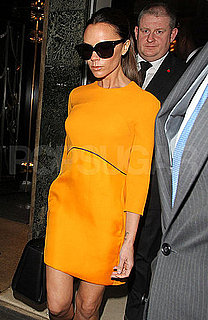Pictures of Victoria Beckham Out in London