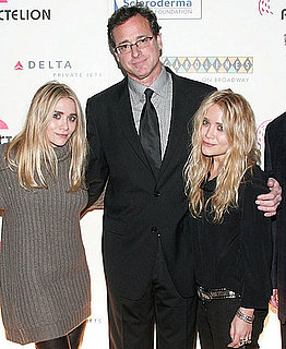 Pictures of Ashley Olsen, Mary-Kate Olsen, Jerry Seinfeld, Seth Meyers, and Bob Saget at a Charity Benefit 2010-11-09 10:00:00