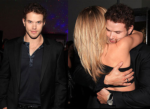 Kellan Lutz at an Event With Ex-Girlfriend AnnaLynne McCord