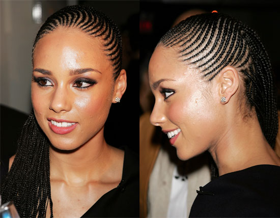 Small Cornrows