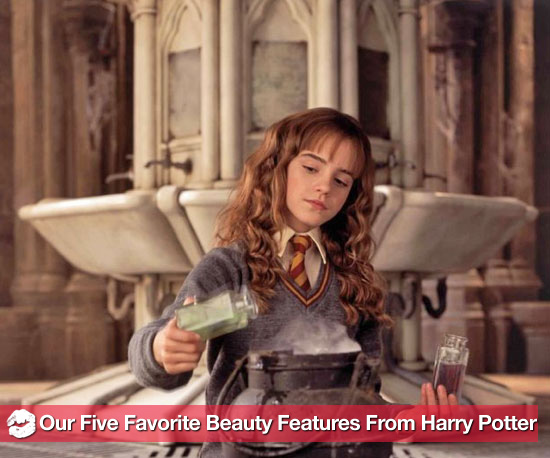 Beauty Characteristics of the Female Characters From Harry Potter